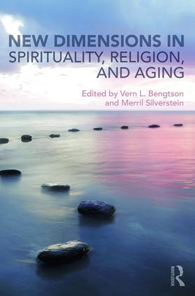 New Dimensions in Spirituality, Religion, and Aging book cover