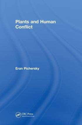 Plants and Human Conflict book cover