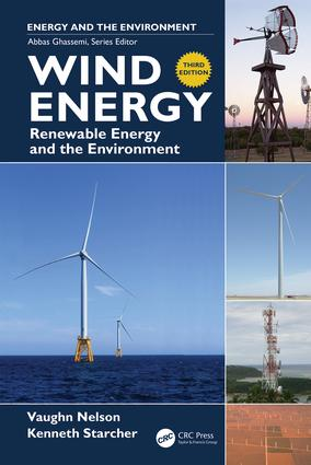 Wind Energy: Renewable Energy and the Environment book cover