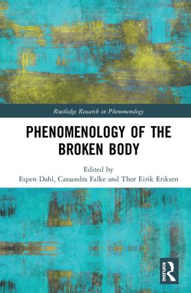 Phenomenology of the Broken Body book cover