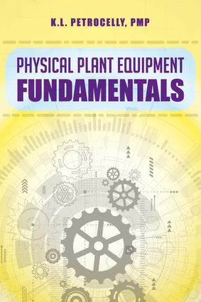 Physical Plant Equipment Fundamentals: 1st Edition (Hardback) book cover