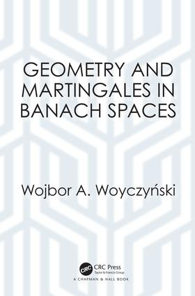 Geometry and Martingales in Banach Spaces book cover