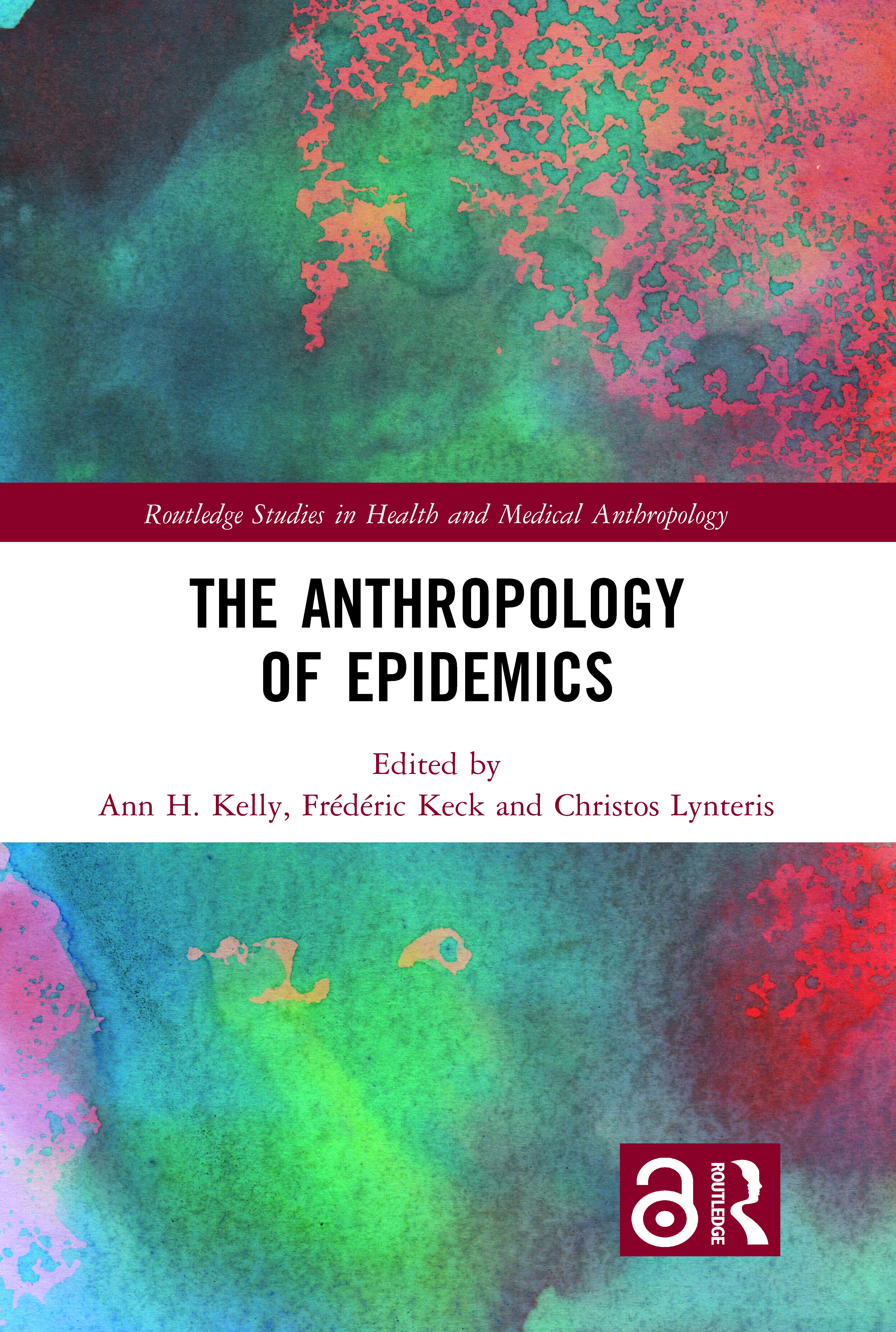 The Anthropology of Epidemics book cover