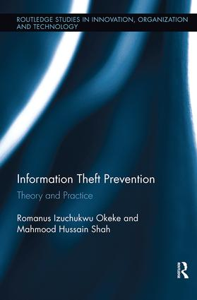 Information Theft Prevention: Theory and Practice book cover