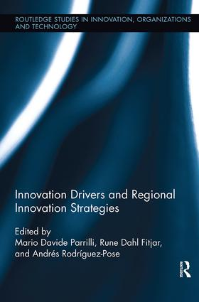 Innovation Drivers and Regional Innovation Strategies: 1st Edition (Paperback) book cover
