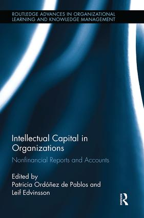 Intellectual Capital in Organizations: Non-Financial Reports and Accounts book cover