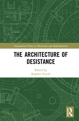 The Architecture of Desistance book cover
