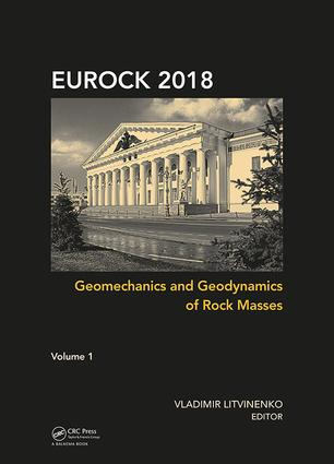 Geomechanics and Geodynamics of Rock Masses, Volume 1