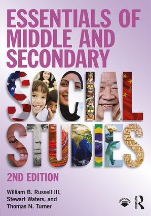 Essentials of Middle and Secondary Social Studies: 2nd Edition (Paperback) book cover
