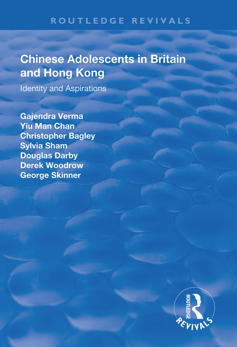 Chinese Adolescents in Britain and Hong Kong: Identity and Aspirations book cover
