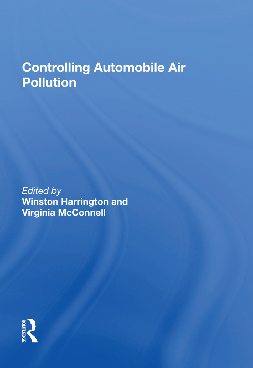 Controlling Automobile Air Pollution: 1st Edition (Paperback) book cover