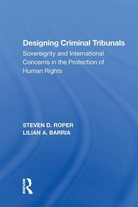 Designing Criminal Tribunals