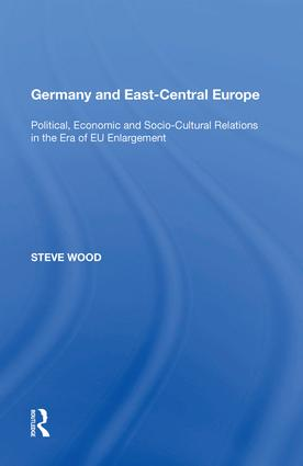 Germany and East-Central Europe