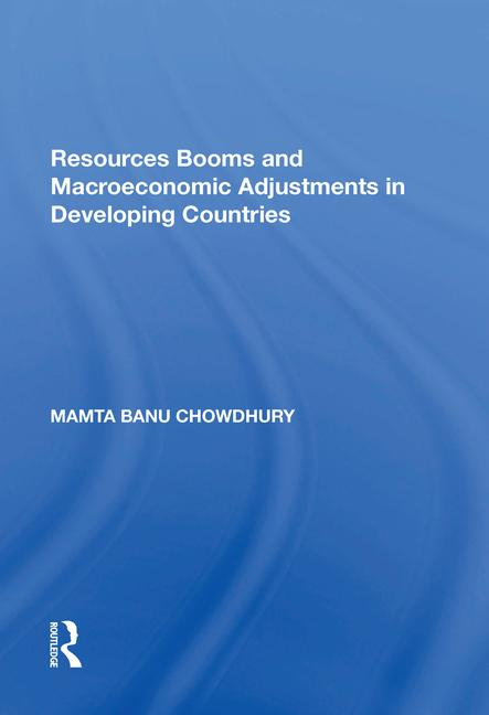 Resources Booms and Macroeconomic Adjustments in Developing Countries