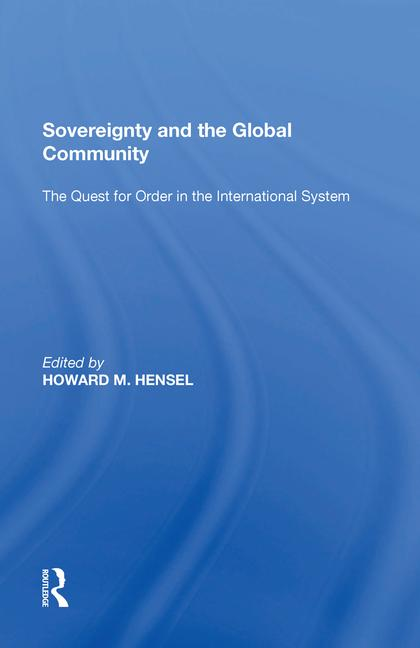 Sovereignty and the Global Community