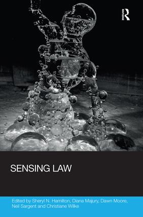 Sensing Law book cover