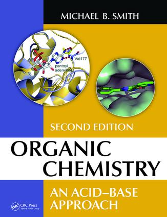 Organic Chemistry: An Acid-Base Approach, Second Edition book cover