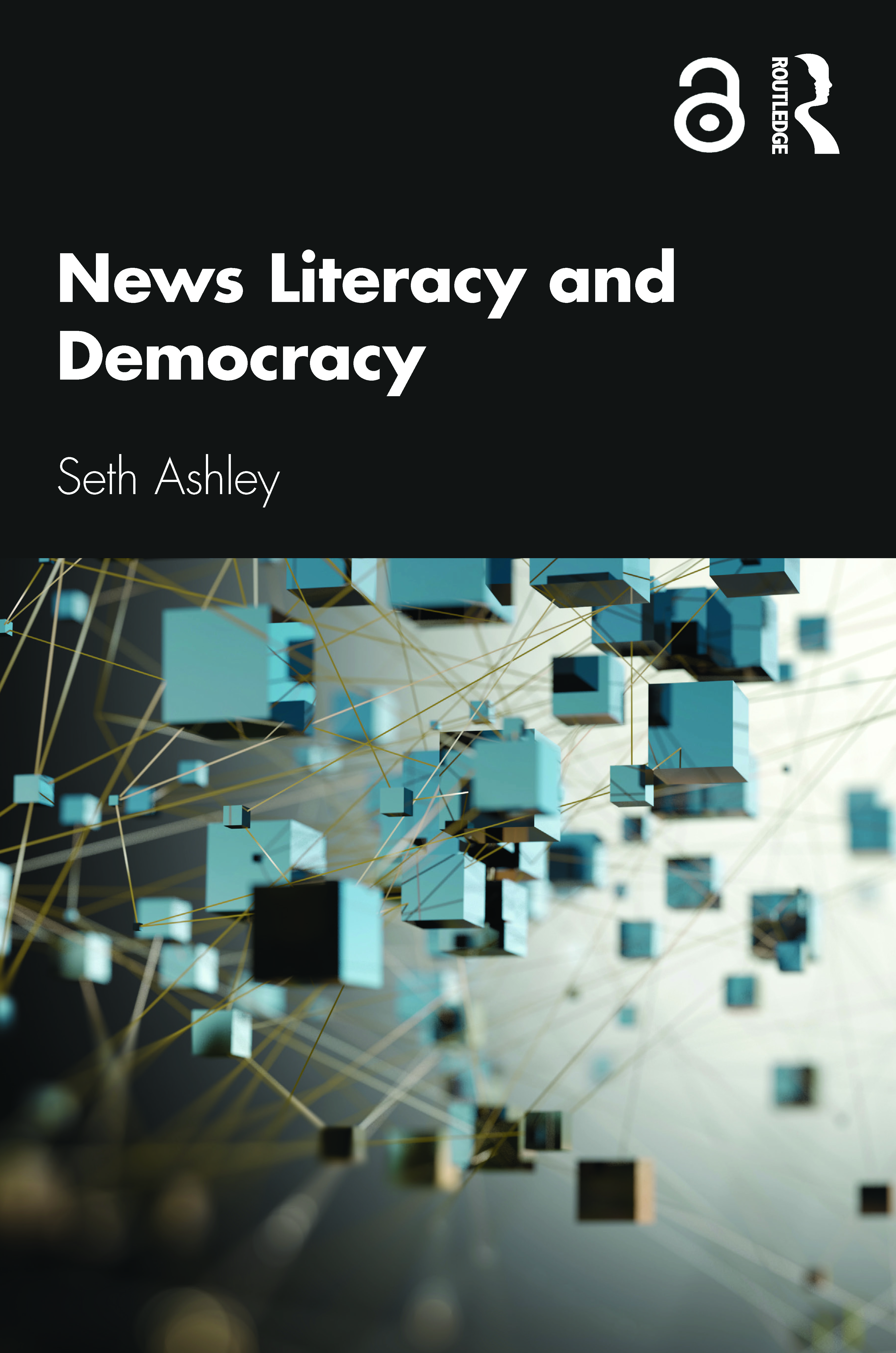 News Literacy and Democracy book cover