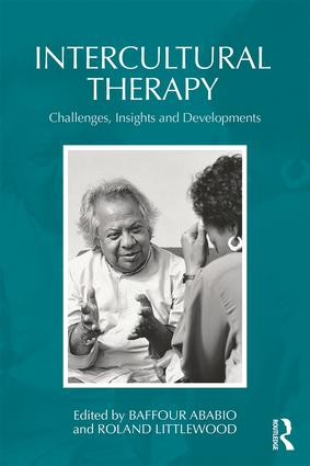Intercultural Therapy: Challenges, Insights and Developments, 1st Edition (Paperback) book cover