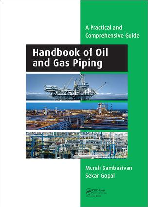 Handbook of Oil and Gas Piping: a Practical and Comprehensive Guide, 1st Edition (e-Book) book cover