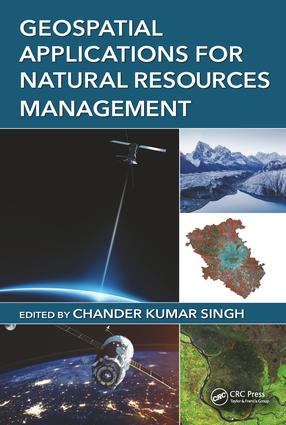 Geospatial Applications for Natural Resources Management book cover