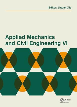 Applied Mechanics and Civil Engineering VI: 1st Edition (Hardback) book cover