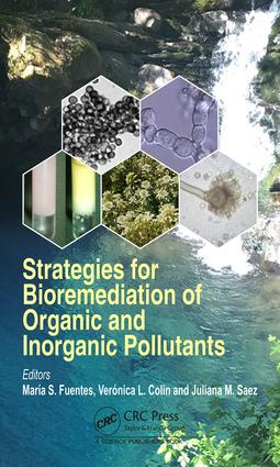Strategies for Bioremediation of Organic and Inorganic Pollutants: 1st Edition (Hardback) book cover