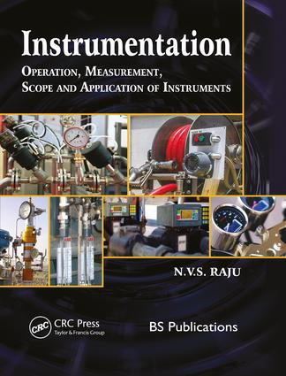 Instrumentation: Operation, Measurement, Scope and Application of Instruments, 1st Edition (Hardback) book cover