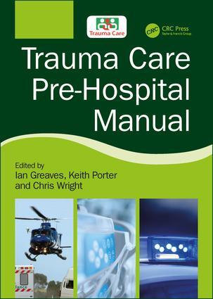 Trauma Care Pre-Hospital Manual book cover