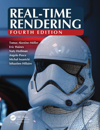 Real-Time Rendering, Fourth Edition: 4th Edition (Hardback) book cover
