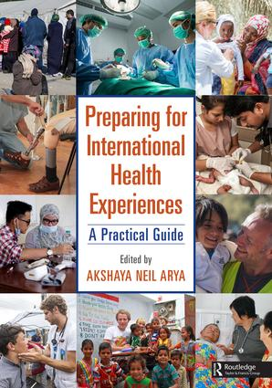 Preparing for International Health Experiences: A Practical Guide book cover