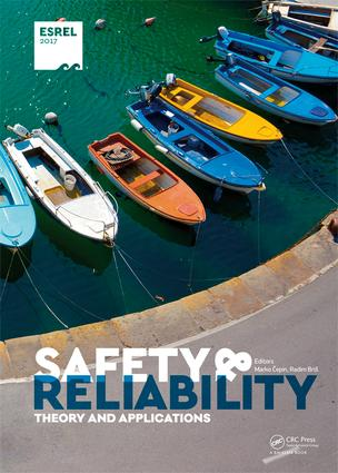 Safety and Reliability. Theory and Applications: 1st Edition (Hardback) book cover
