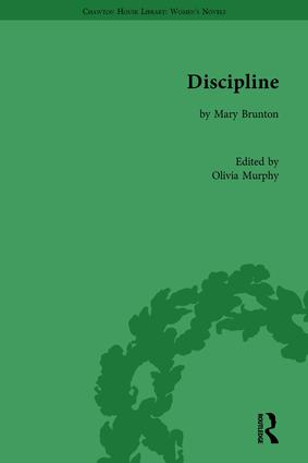 Discipline: by Mary Brunton book cover
