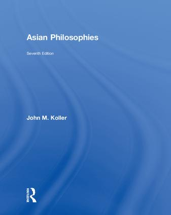 Asian Philosophies book cover
