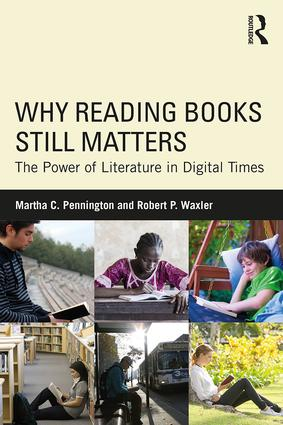 Why Reading Books Still Matters: The Power of Literature in Digital Times (Paperback) book cover