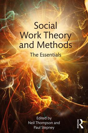 Social Work Theory and Methods: The Essentials book cover