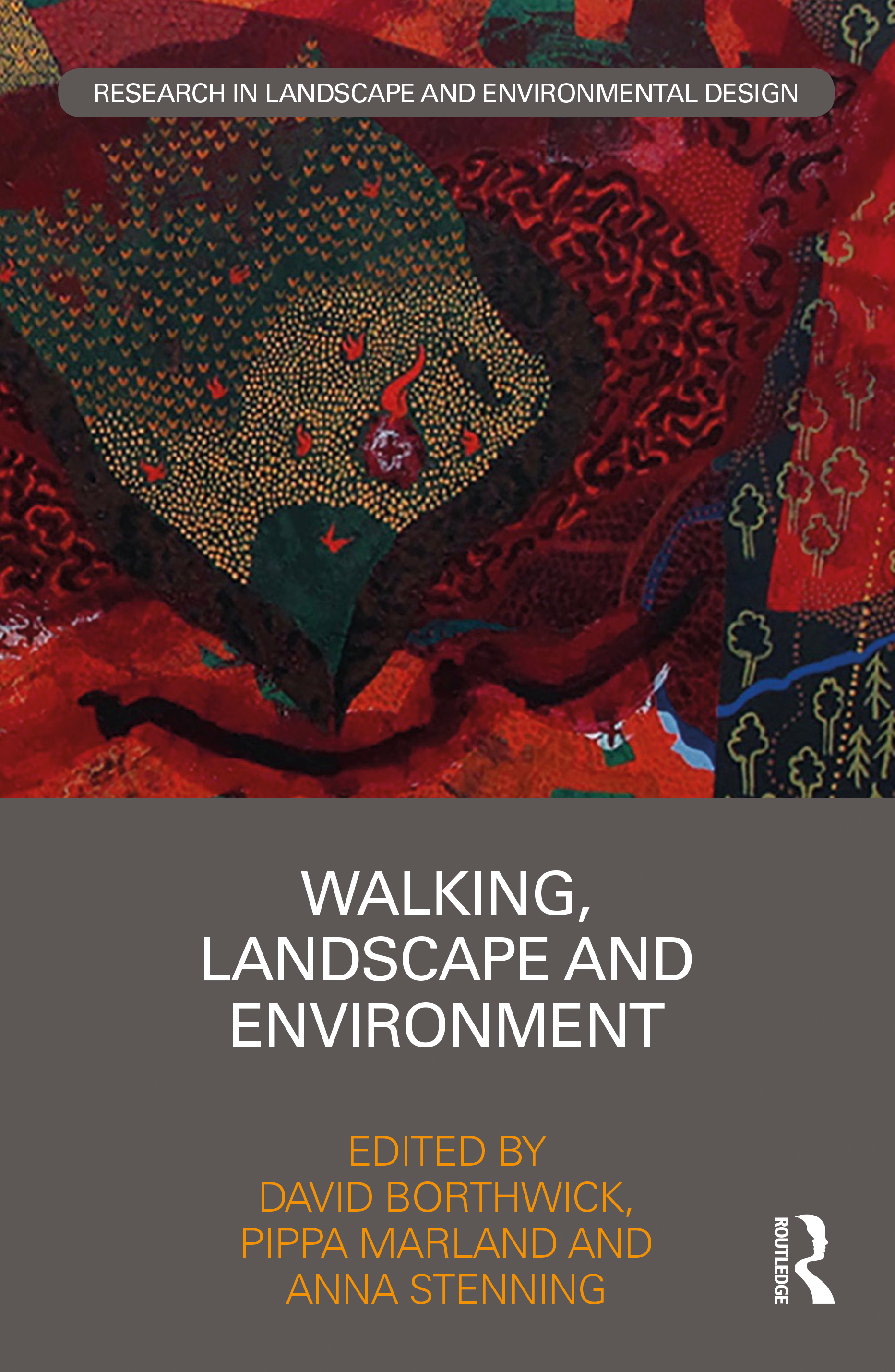 Walking, Landscape and Environment book cover