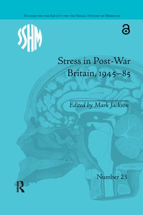 Stress in Post-War Britain book cover