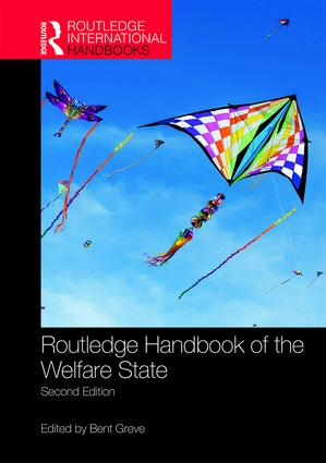 Routledge Handbook of the Welfare State: 2nd Edition (Hardback) book cover