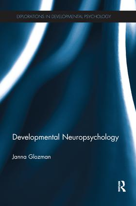 Developmental Neuropsychology: 1st Edition (Paperback) book cover