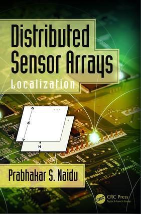 Distributed Sensor Arrays: Localization, 1st Edition (Hardback) book cover