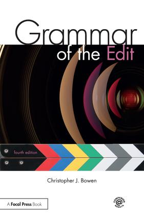 Grammar of the Edit book cover