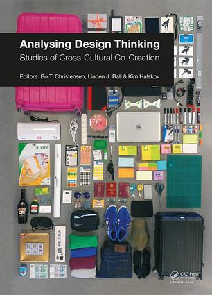 Analysing Design Thinking: Studies of Cross-Cultural Co-Creation book cover