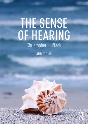 The Sense of Hearing book cover