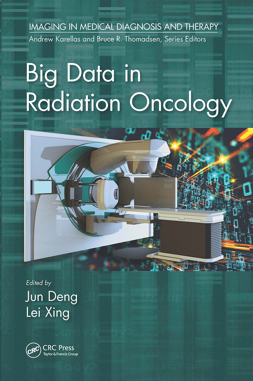 Big Data in Radiation Oncology: 1st Edition (Hardback) book cover