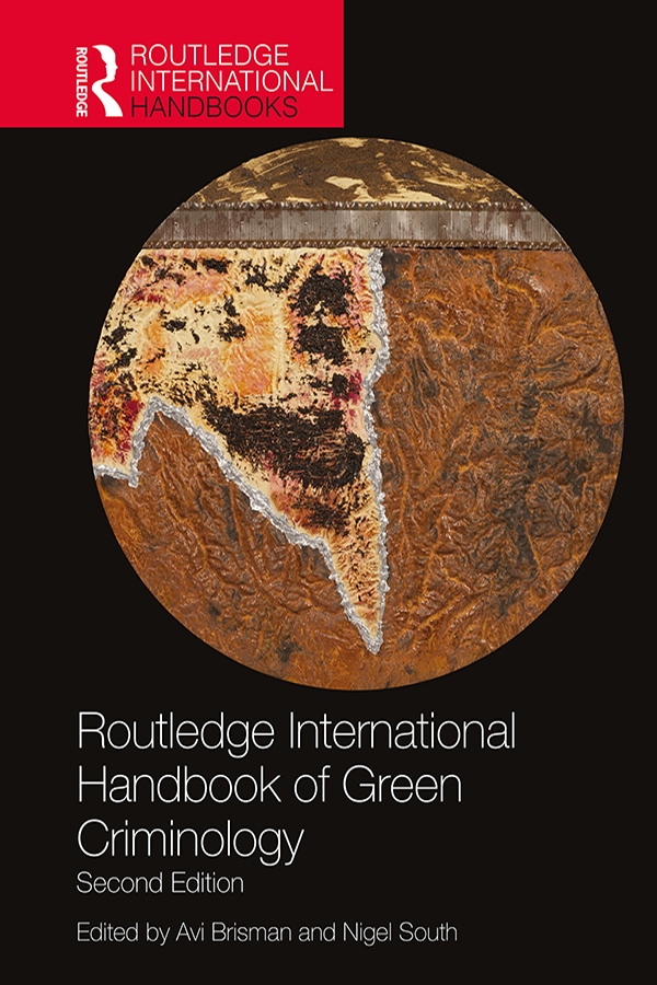 Routledge International Handbook of Green Criminology book cover