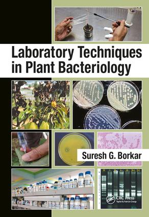 Laboratory Techniques in Plant Bacteriology: 1st Edition (Hardback) book cover