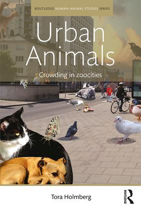 Urban Animals: Crowding in zoocities book cover