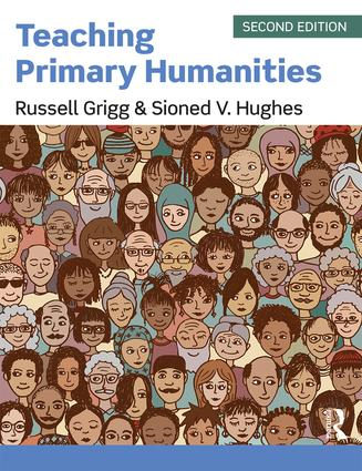 Teaching Primary Humanities: 2nd Edition (Paperback) book cover