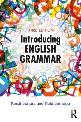 Introducing English Grammar book cover